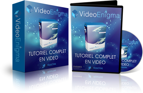 Tutoriel Video Enigma en français