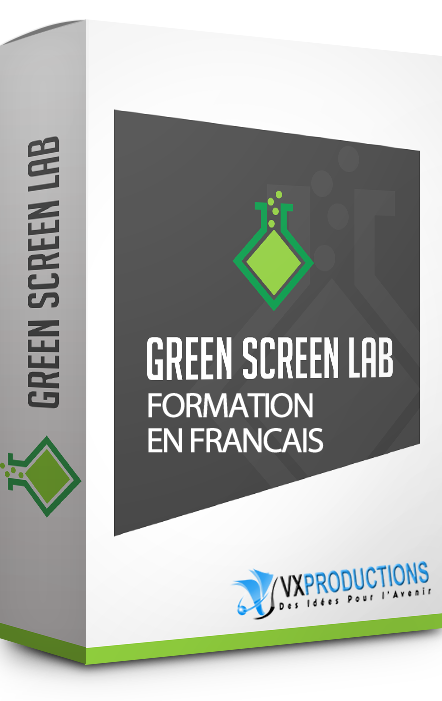 Green Screen Lab - En Français