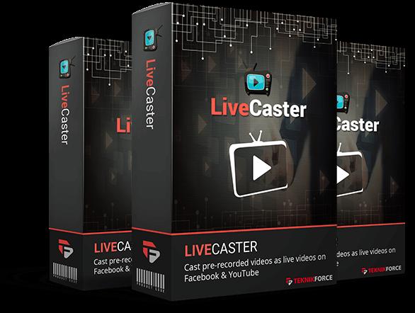 LiveCaster en français