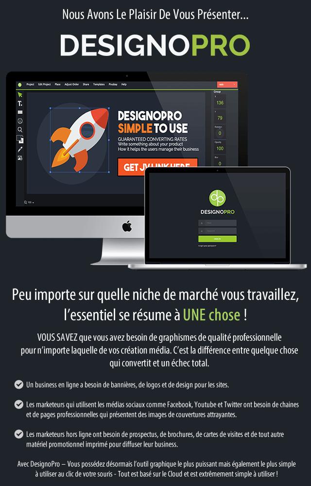 DesignoPro en français
