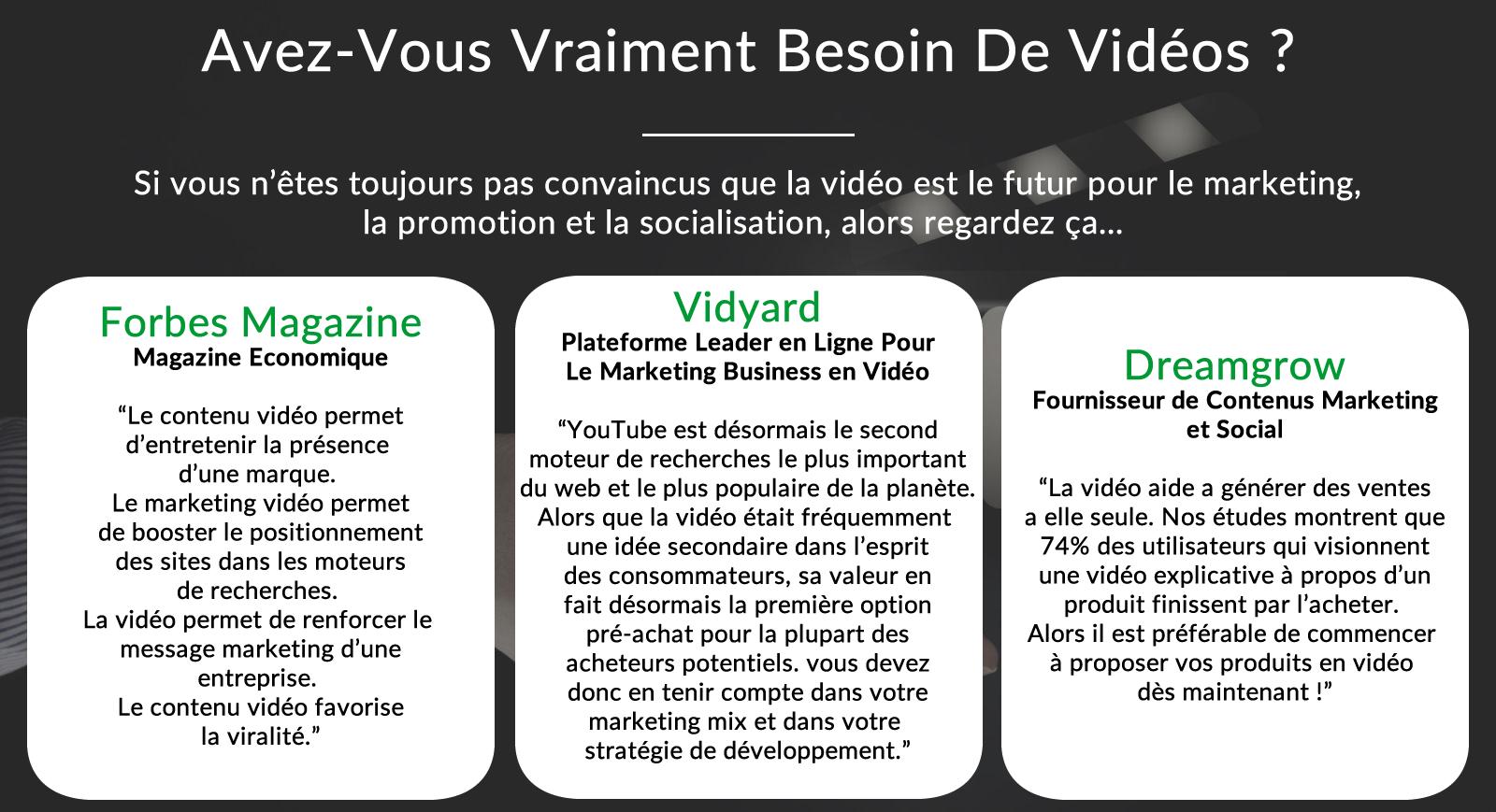 lifetime video stock en français