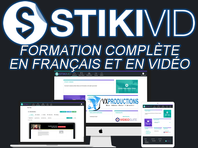 StikiVid en français