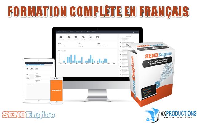 SendEngine Formation en Français
