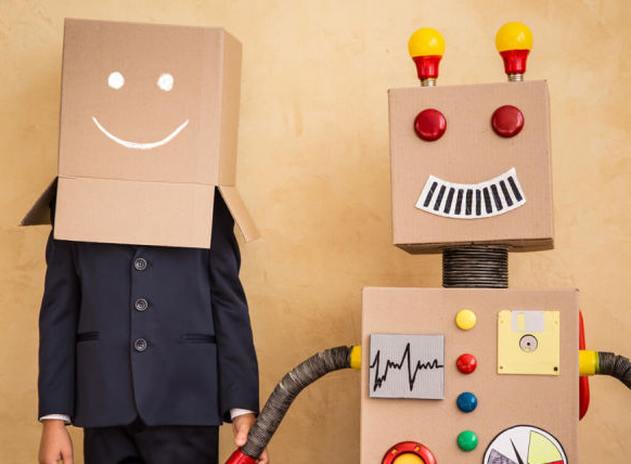 robot carton xavier vauluisant evaluations de produits. Black Bedroom Furniture Sets. Home Design Ideas